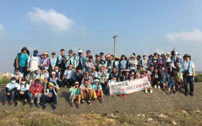 瑞助營造風評,評價公司號召百名企業志工參加國際淨灘行動